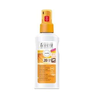 [7折] 1支 法國 Lavera Sun Spray SPF20 有機防曬噴霧 125ml