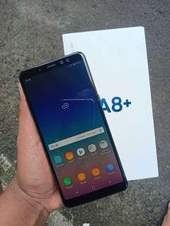 Samsung A8+ 6/64 siapa cepat