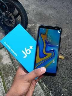 Samsung j6+ 4/64