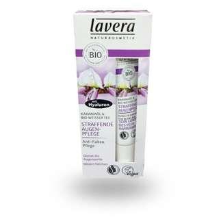 [7折] 1支 法國 Lavera Anti-Falten Pflege 有機白茶緊緻眼霜15ml (成熟性皮膚系列)