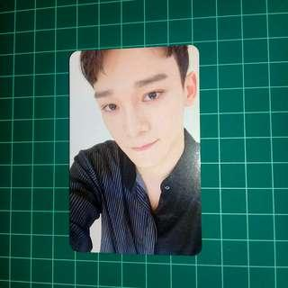 EXO CHEN For Life Photocard