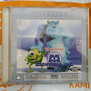 Monster Inc. (2001) 2vcd Movie