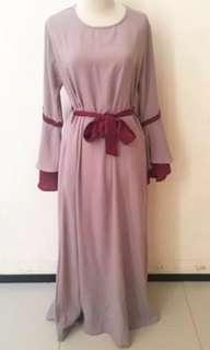 Dress by AM (hijabenka)