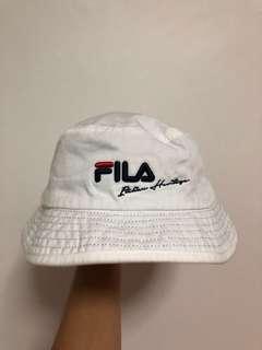 43dc7b4e bucket hat fila | Caps & Hats | Carousell Singapore