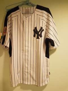 🚚 MLB正版  王建民40號經典限量球衣