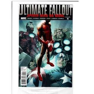 Ultimate Fallout #4 First Print! Near Mint NM Sealed in original polybag