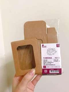 🚚 牛皮縷空紙盒