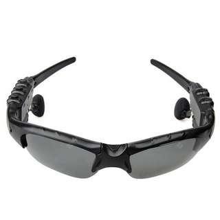 Fashion Sports Glasses Bluetooth Headset