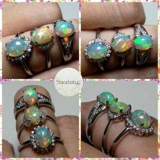 非洲澳寶戒指