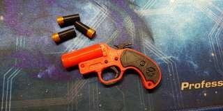 3D Printing  PUBG 信號槍(鎖匙扣)/食雞/絕地求生