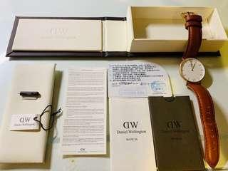 🚚 DW Daniel Wellington 精品 手錶⌚️