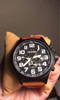 TW Steel Lotus F1 Black 45mm Watch