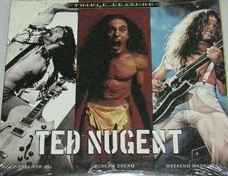 🚚 Ted Nugent 3cd set