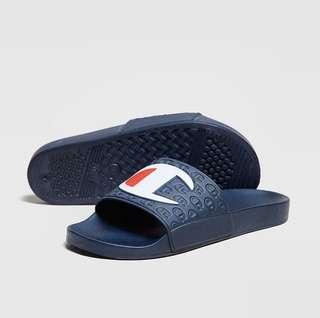 Champion slide sandals