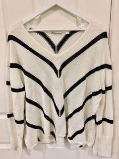 Country Road Knit Sweater Medium