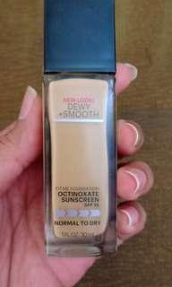 Maybelline Fit Me Foundation shade 230 natural buff