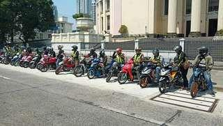 Kailangan mo ba ng rider na mag deliver ng binili mo gamit ang motor, PM lang,