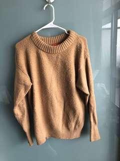 Knit Sweater size M