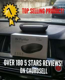 HEPA Filter Car / Mini Air Purifier *FREE GIFT*