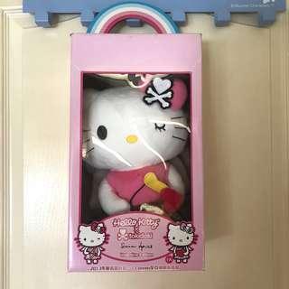 Hello kitty 玩偶娃娃