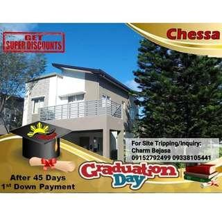 Brandnew & Affordable House and Lot in Cavite via Cavitex