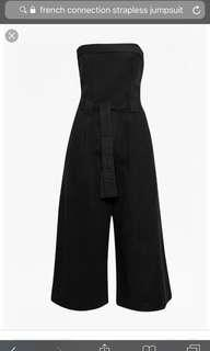 French connection jumpsuit
