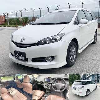 Toyota WISH 1.8L