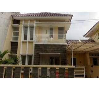 Dijual rumah baru 100% di Jl. Caman Raya Jatibening (Budmen)