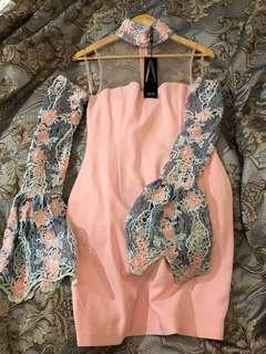 Asilio cocktail dress size 8 rrp $399