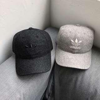愛迪達毛氈帽🐘