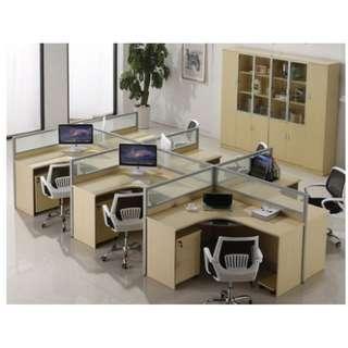 Workstation, Divider, Partition Office Furniture