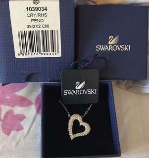 🚚 New Authentic Swarovski Necklace