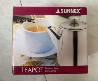 🚚 Sunnex Stainless Steel Teapot