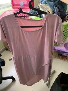 🚚 Side slit dress