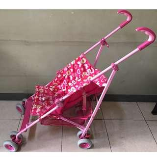 mothercare baby stroller pink