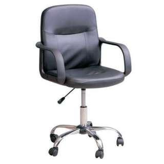 JIT-611172 Midback Office Leather Chair - Office Furniture