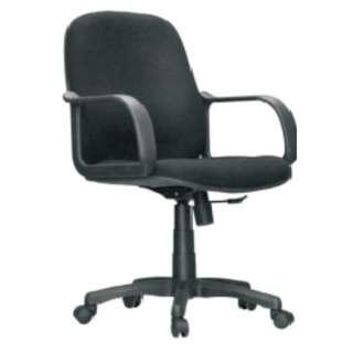 MCS 412 Midback Office Fabric Chair - Office Furniture