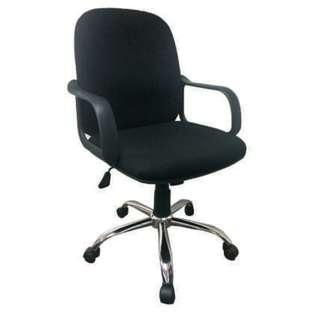 MCS 412C Midback Office Fabric Chair - Office Furniture