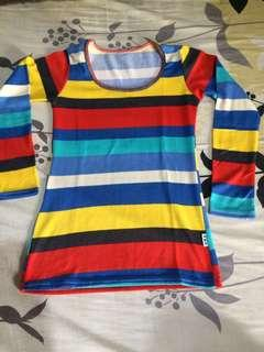 Long sleeves pelangi #jumat80