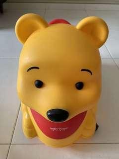 🚚 Pooh bear potty