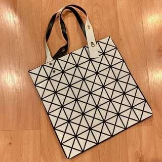 Black and White Origami Bag