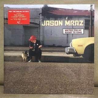 Jason Mraz - Waiting for My Rocket to Come Vinyl LP