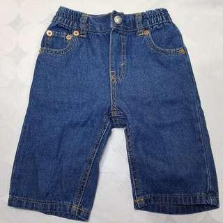 Baby Levi's Jeans 9-12m