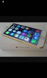Apple iPhone 6 Plus 128GB Gold (Not Samsung Android)