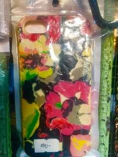 Silicone Floral iphone 5s Case