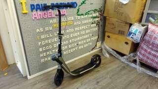 Oxelo town 9成人滑板車 200MM 大輪徑 Oxelo Town 9 Easy Fold - Titanium