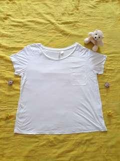 T-shirt/Kaos H&M Cewek/Wanita/Perempuan Baru