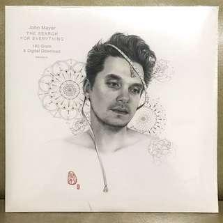 John Mayer - The Search for Everything Vinyl LP