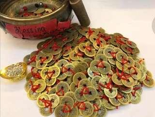 3money coin lucky charm