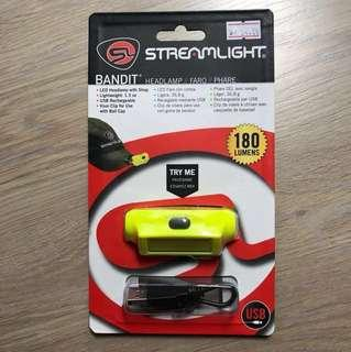 LED Headlamp for trail Run/ MTB